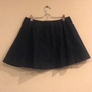 Kate Spade Saturday Navy skirt size 12